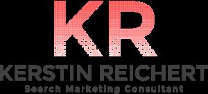 Logo Kerstin Reichert Search Marketing Consultant