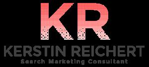 Logo Retina Kerstin Reichert Search Marketing Consultant