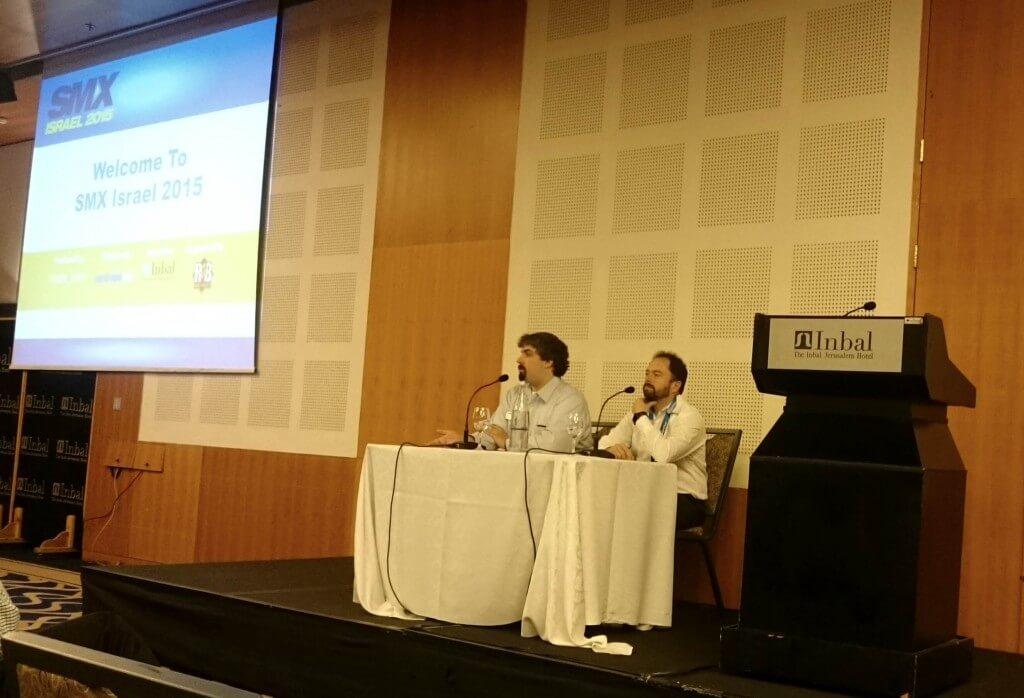 Openng keynote SMX Israel 2015