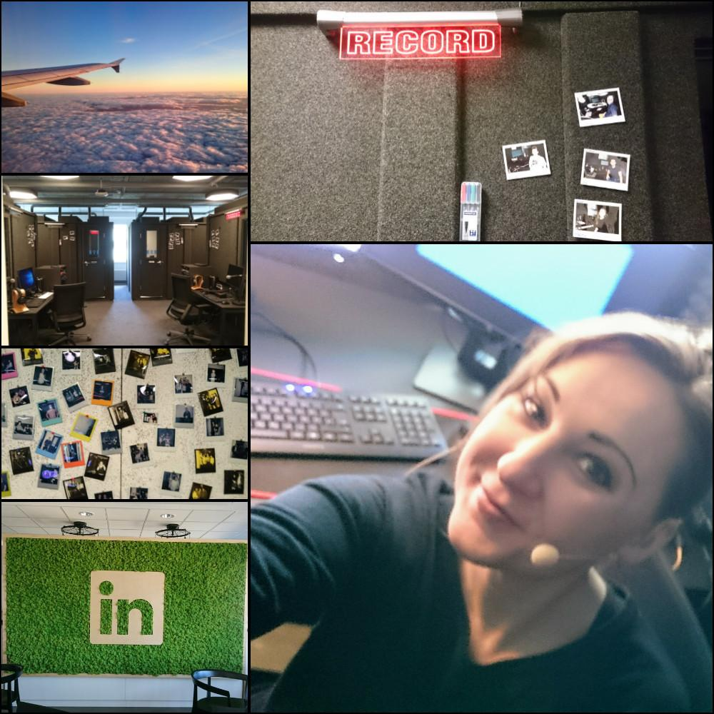 Recording Studio LinkedIn Learning Graz